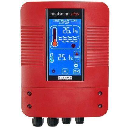 Цифровой контроллер Elecro Heatsmart Plus теплообменника G2\SST + датчик потока и температуры