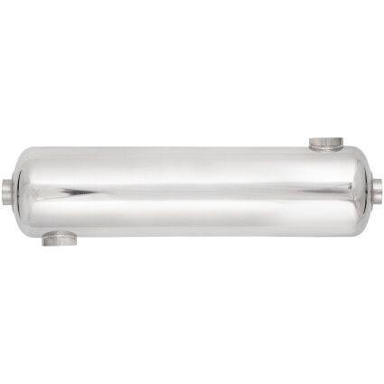 Теплообменник Aquaviva MF-260 75 кВт 304L